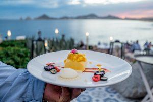 Sunset Monalisa Los Cabos dessert